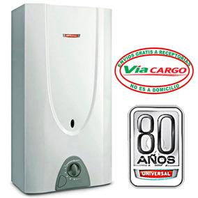 Calefon 12 Lts Marca Universal Gas Envasado Garrafa !