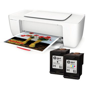 Impresora Hp Deskjet Ink Advantege 1115 + Cartuchos + Regalo