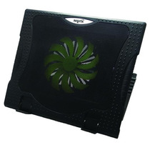Base Notebook Nisuta Ns-cn90 Hub Usb 2p Fan 168mm Reclinable