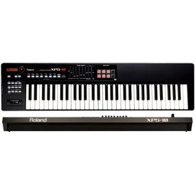 Teclado Roland Xps 10 Kz Sintetizador Xps10 - Loja Kadu Som
