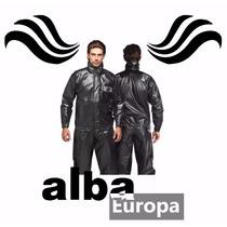 Capa De Chuva Motoqueiro Alba Europa - Tamanho G