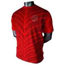 Remera Hombre France Red