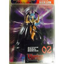 Morrigan Capcom Vampire Savior Action Real Hero Ver 02