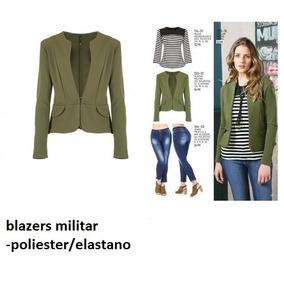 Blazer/saco 15001 Rinna Bruni.. Outlet /saldos Mchn