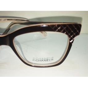 Armação De Grau Chanel Quadrado Modelo Novos Variados -cn700