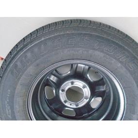 Estepe S10 2014 Roda Com Pneu 245 X 70 X 16