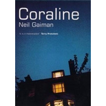 Coraline Neil Gaiman Capa Dura Em Inglês