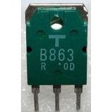 Transistor 2sb863 , 2sb 863 , B863
