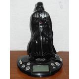 Reloj Despertador Radio Darth Vader Con Sonidos