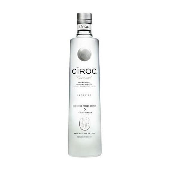 Vodka Ciroc Coconut C/la Piedra Frances Envio Gratis En Caba