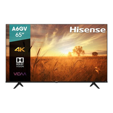 Hisense 4k Uhd A6gv Tv 65 Pulgadas (65a6gv 2021)