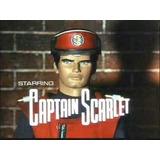 Capitão Escarlate + Joe 90 Séries Completas (20 Dvds)