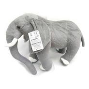 Elefante Safari Em Pelúcia 50cm