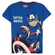 Kit Atacado C/6 Camiseta Infantil Menino Personagem Herois