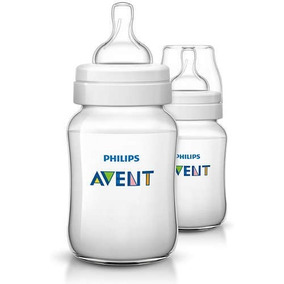 Set De Teteros Philips Avent Clasico 260 Ml / 9 Oz Nuevo