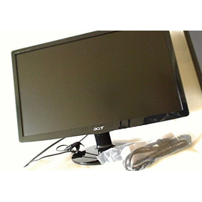 Monitor Acer 20in Lcd Led Hd