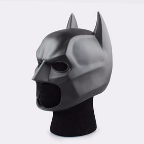 Batman Cavaleiro Das Trevas Máscara Cosplay Cabeça Látex