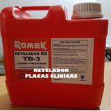 Revelador Radiografico Rx. Concentrado X 20 Litros Clinico