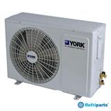 Condensadora York 7.000 Btu Modelo Yhja07fs-adk 220/1 Quente