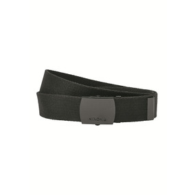 Cinturón Nixon All Black Basis Belt