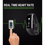 Smart Band Presión Arterial Ritmo Cardiaco,,oxigeno Sangre