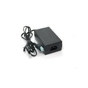 Fonte Plug Verde 32v 500ma Impressora Hp + Cabo Energia