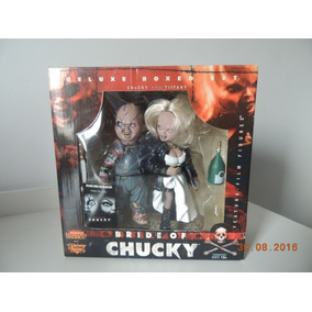 Bride Of Chucky - Chucky E Noiva - Movie Maniacs Mc Farlane