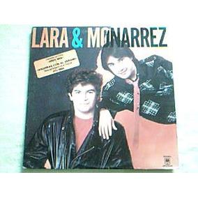 Disco Lp Lara Y Monarrez - Eres Mia - Volveras Con El Verano
