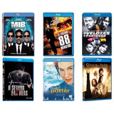 Bluray Filmes Original Promoção R$ 7,99 Unidade Frete R$7,00