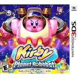 Videojuego Kirby Planet Robobot Nintendo 3ds Standard Gamer