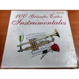 Instrumentales, 100 Grandes Exitos, Album 5 Cd´s, Año 2005