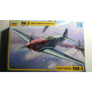 Zvezda Yak-3 Soviet Fighter 1/48 4814 Rdelhobby Mza