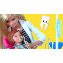 Barbie Dentista Odontologa
