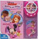 Musica En Casa: Disney Junior; Varios