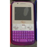 Celular Mp20 Q5 Fashion Teclado Qwerty 2 Chips Roxo