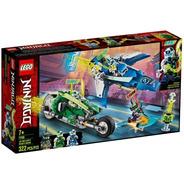 71709 - Veículos De Corrida Do Jay E Do Lloyd - Lego Ninjago