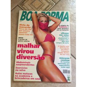Revista Boa Forma 144 Feiticeira Joana Prado Ano 1999
