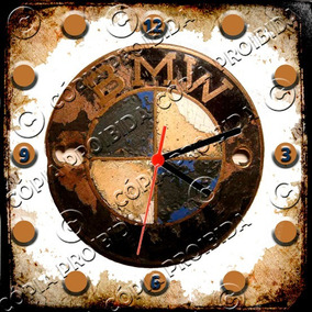 a54646553f5 Relogio De Pulso Bmw Replica - Relógios De Parede no Mercado Livre ...