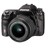 Pentax K-5 Iis 16.3 Mp Dslr Camera With Pentax Da L 18-55mm