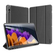 Capa Case Dux Domo Series Anti Impacto Galaxy Tab S7 - S Pen
