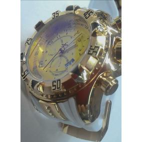 2ecae351691 Relogio Dourado Invicta Masculino Barato - Relógios De Pulso