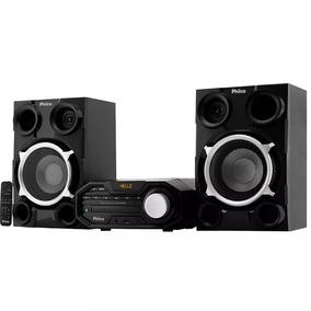 Mini System Philco Ph470bt, Bluetooth, Usb, Rádio - 400w Rms