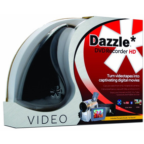 Dazzle Dvd Recorder - Vhs To Dvd