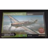 Messerschmitt Bf 109 G2/5/6 Maqueta Para Armar 1/72 Modelex
