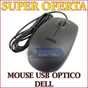 Mouse Usb Óptico Dell Ms111 Nuevos!