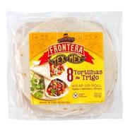 8 Massas Milho Tipo Tortilla P/fajita Burritos Wrap Frontera