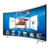 Televisores Y Video - Tv Led Hyundai 32 - Curvo - Hd - Tdt