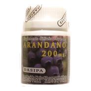 Arandano 200 Mg.  Dasipa X 60 Comprimidos