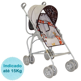 Carrinho De Bebê Campora Da Galzerano - Girafa