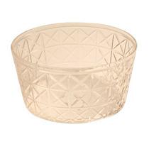 Vaso Elegant Transparente Em Vidro - 30x17 S/juros S/frete